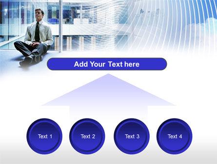 Business Success Worker PowerPoint Template Slide 8