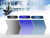 Business Success Worker PowerPoint Template#16
