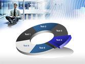 Business Success Worker PowerPoint Template#19