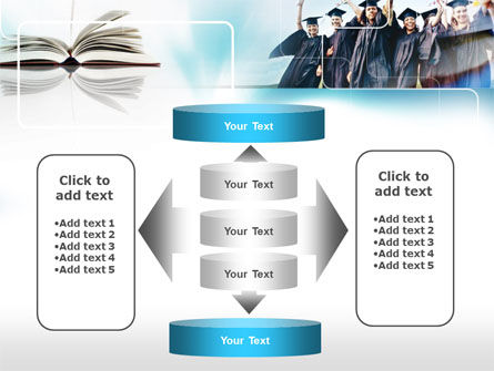Graduate Prospects PowerPoint Template Slide 13