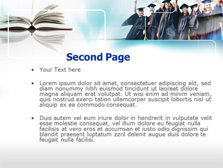 Graduate Prospects PowerPoint Template Slide 2