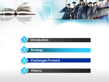 Graduate Prospects PowerPoint Template Slide 3
