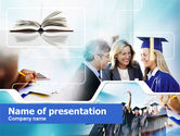 Education & Training: Graduate Prospects PowerPoint Template #00558