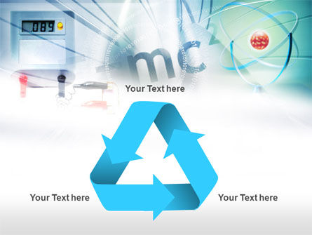 Physics Lessons PowerPoint Template Slide 10