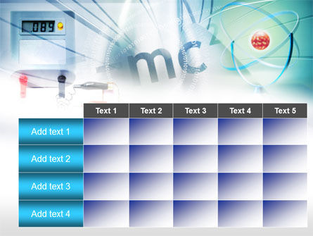 Physics Lessons PowerPoint Template Slide 15