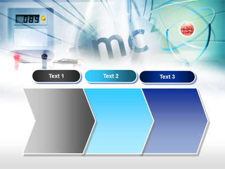 Physics Lessons PowerPoint Template Slide 16
