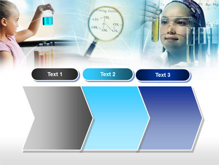 Free Young Chemists PowerPoint Template Slide 16