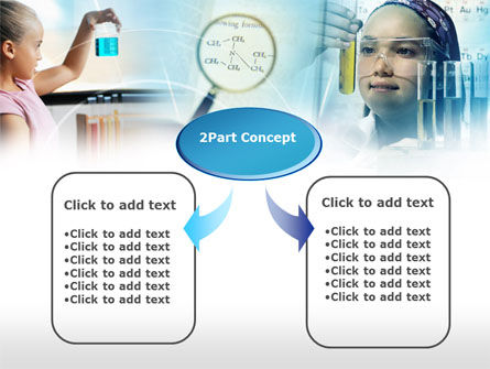 Free Young Chemists PowerPoint Template Slide 4