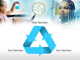 Young Chemists Free PowerPoint Template#10