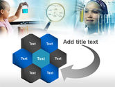 Young Chemists Free PowerPoint Template#11