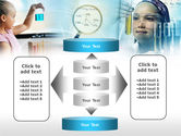 Young Chemists Free PowerPoint Template#13