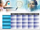 Young Chemists Free PowerPoint Template#15