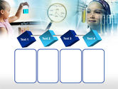 Young Chemists Free PowerPoint Template#18
