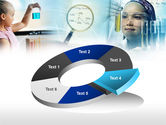 Young Chemists Free PowerPoint Template#19