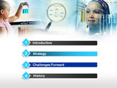 Young Chemists Free PowerPoint Template#3