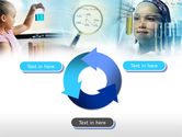 Young Chemists Free PowerPoint Template#9