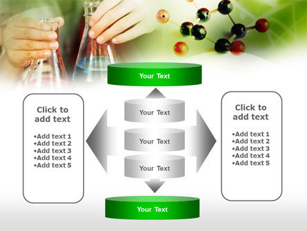 School Chemistry Experiments PowerPoint Template Slide 13
