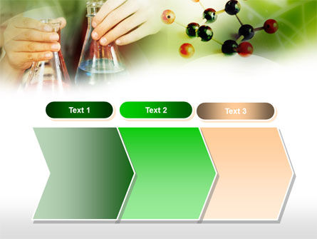 School Chemistry Experiments PowerPoint Template Slide 16