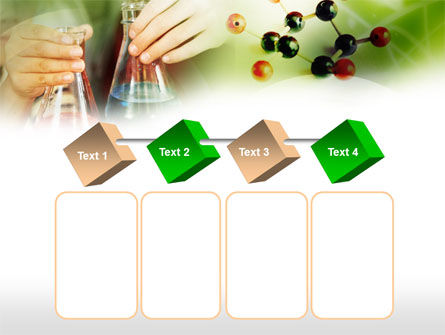 School Chemistry Experiments PowerPoint Template Slide 18