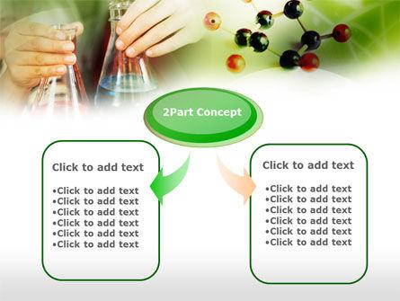 School Chemistry Experiments PowerPoint Template, Slide 4, 00563, Education & Training — PoweredTemplate.com