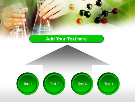 School Chemistry Experiments PowerPoint Template Slide 8