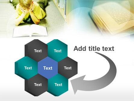 Study Hard PowerPoint Template Slide 11