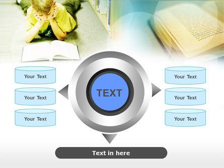 Study Hard PowerPoint Template Slide 12