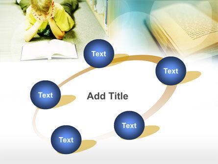 Study Hard PowerPoint Template Slide 14