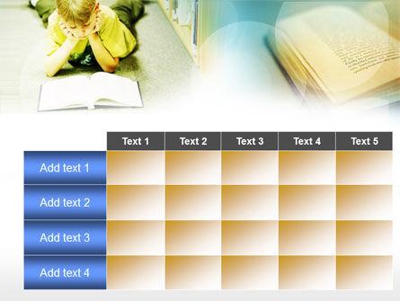 Study Hard PowerPoint Template Slide 15
