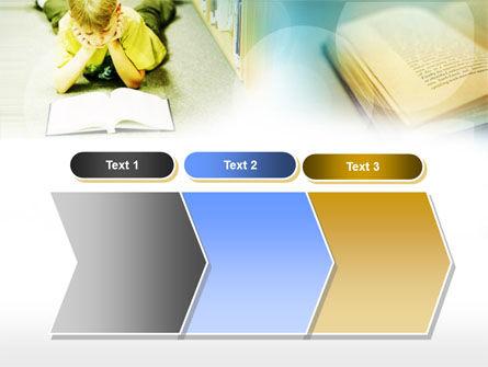 Study Hard PowerPoint Template Slide 16