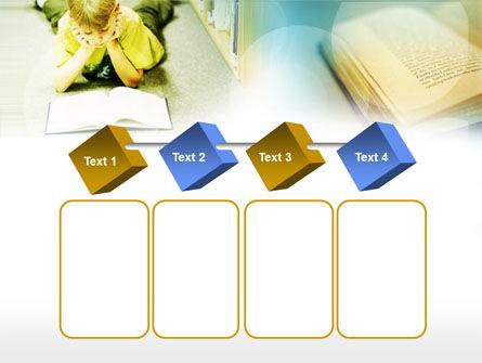 Study Hard PowerPoint Template Slide 18