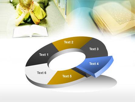 Study Hard PowerPoint Template Slide 19