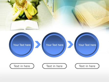 Study Hard PowerPoint Template Slide 5