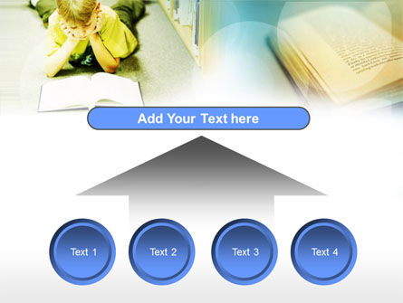 Study Hard PowerPoint Template Slide 8