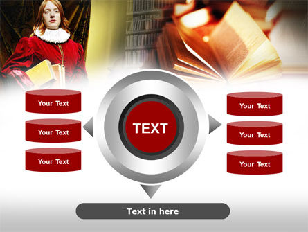 English Literature PowerPoint Template Slide 12