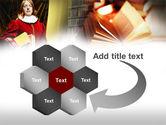 English Literature PowerPoint Template#11