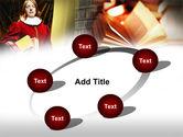 English Literature PowerPoint Template#14