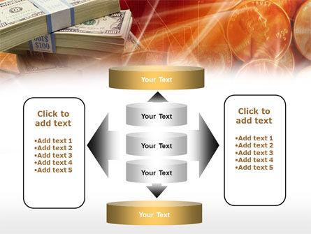 Cash Money PowerPoint Template Slide 13