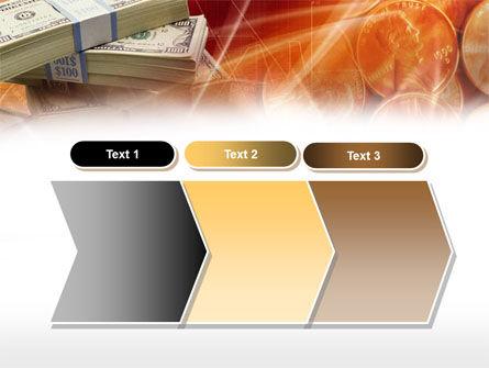 Cash Money PowerPoint Template Slide 16