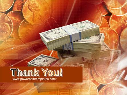 Cash Money PowerPoint Template Slide 20