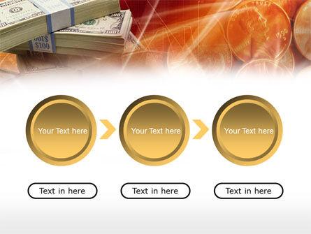 Cash Money PowerPoint Template Slide 5