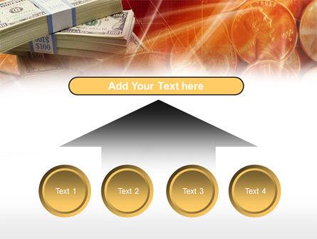 Cash Money PowerPoint Template Slide 8
