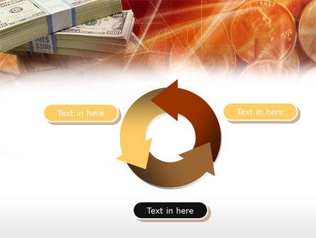 Cash Money PowerPoint Template Slide 9