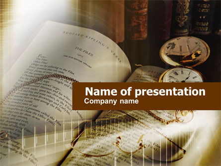 Poem PowerPoint Template