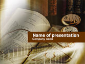 Education & Training: Templat PowerPoint Sajak #00569