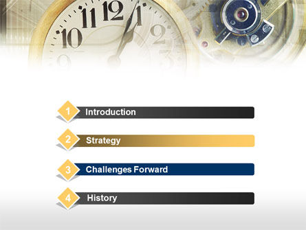 Business Time Management PowerPoint Template, Slide 3, 00573, Abstract/Textures — PoweredTemplate.com