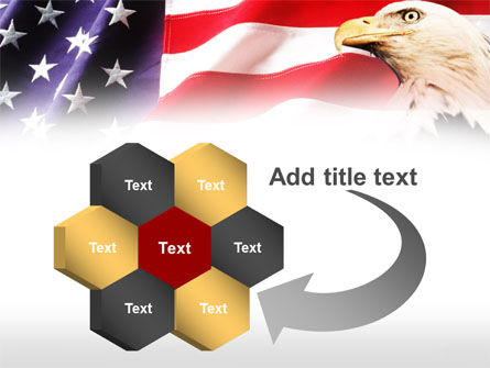 American Bald Eagle PowerPoint Template Slide 11