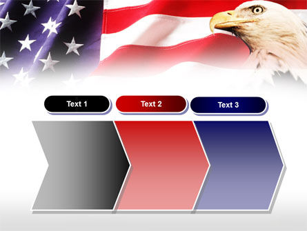 American Bald Eagle PowerPoint Template Slide 16