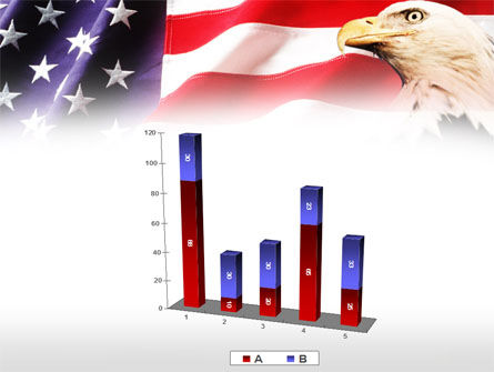 American Bald Eagle PowerPoint Template Slide 17