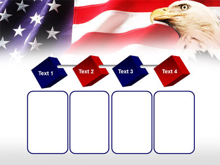 American Bald Eagle PowerPoint Template Slide 18